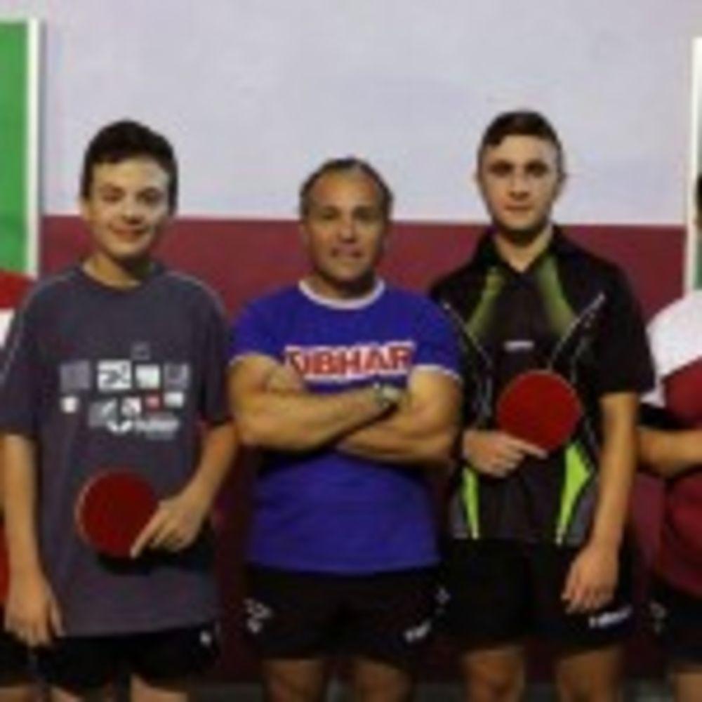 HiTT tournament table tennis