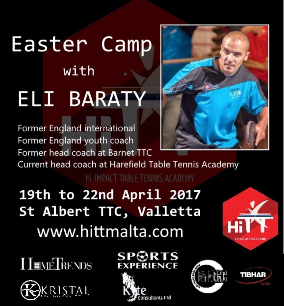 Easter Camp Eli Baraty 2017