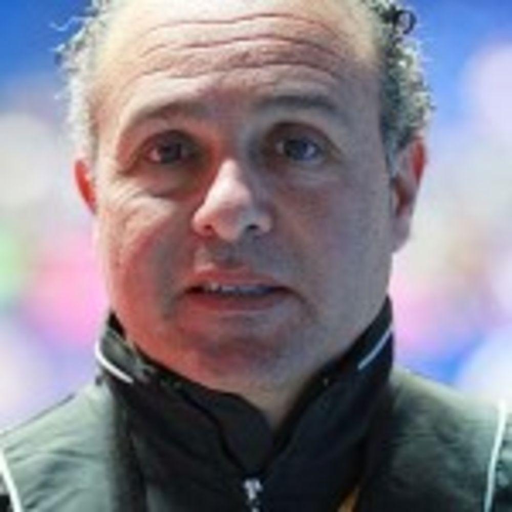Mario Genovese HiTT Table tennis