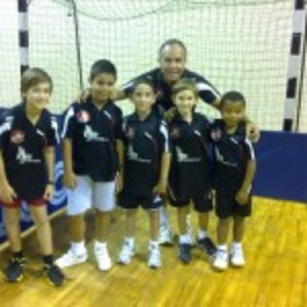 Mini Cadets at 1st Junior Ranking Tournament