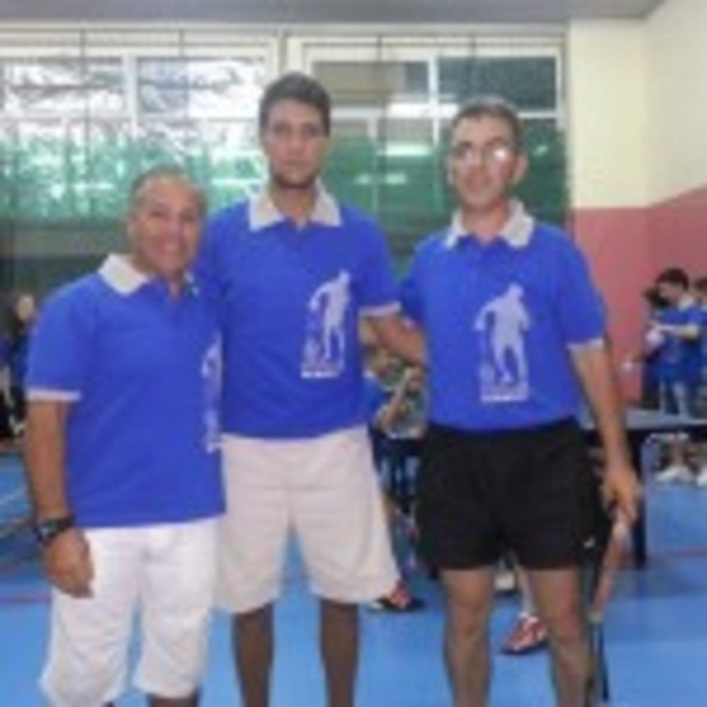 Coaches at the International Training Camp in Pozega, Serbia