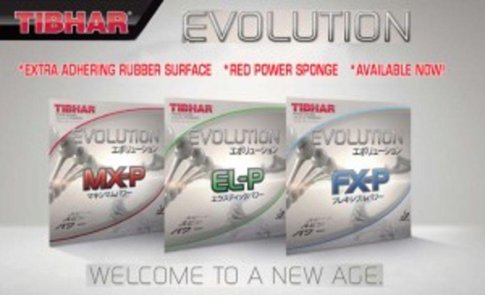 Tibhar Evolution rubber HiTT Academy Malta table tennis