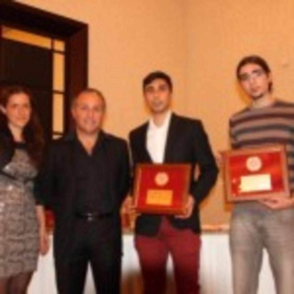 Andrew Gambina & Andrea Portelli - Coaching Assistance Award