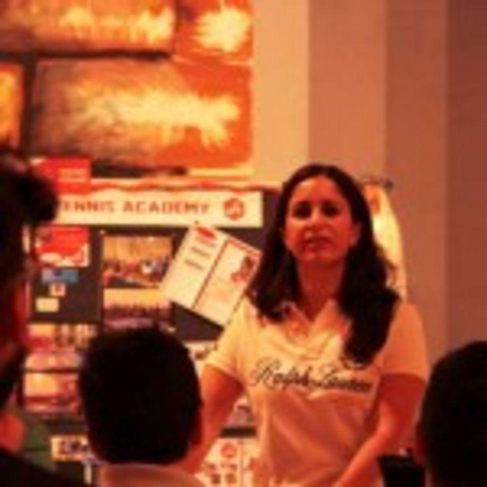 HiTT Workshop sports psychology Adele Muscat