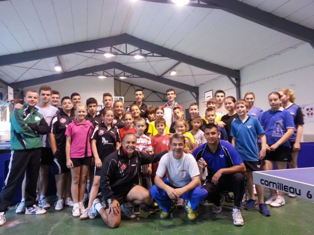 HiTT STK Pozega Training Camp 2014