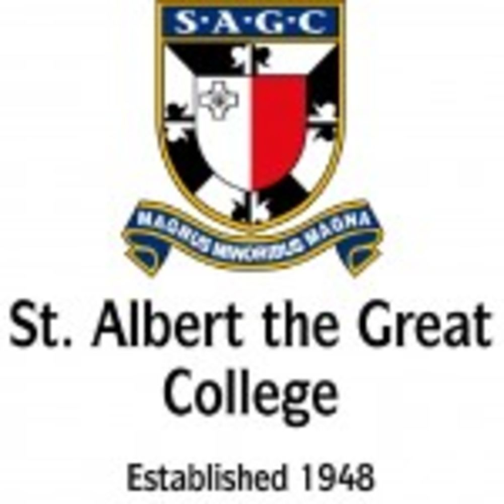 St Albert The Great College Logo