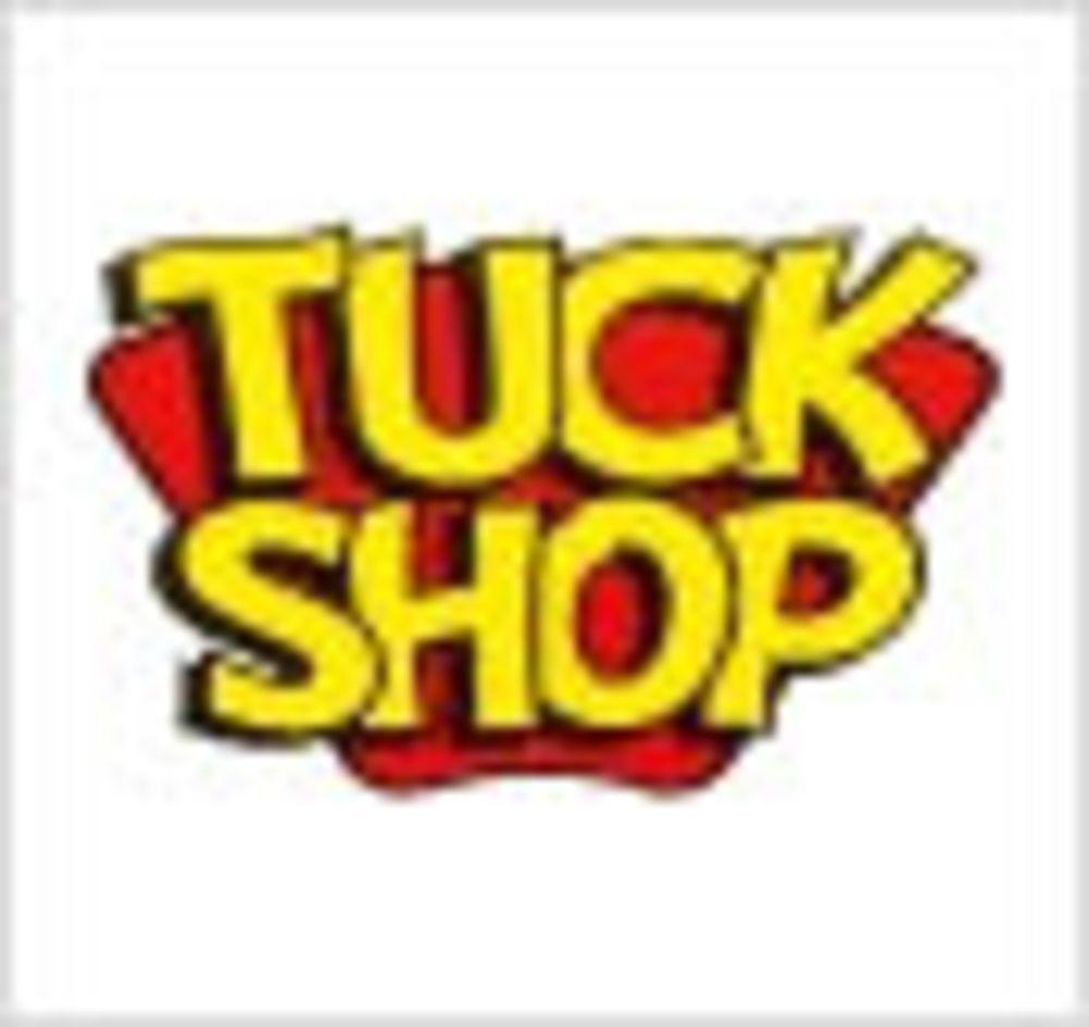 tuck shop logo