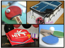 cake competition table tennis