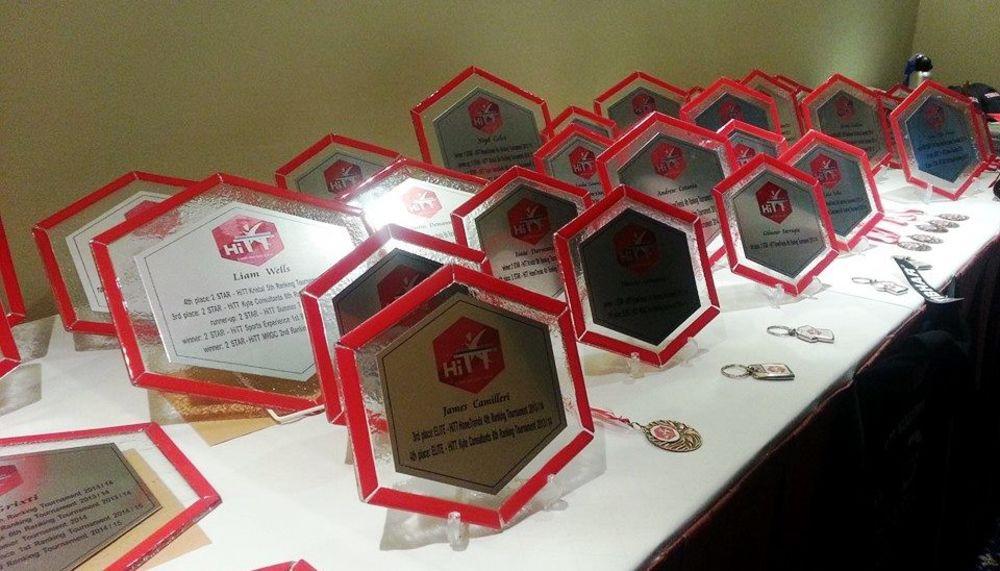 HiTT Academy annual awards 2014