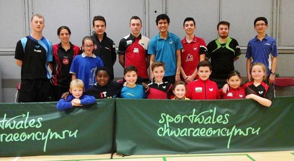 Wales National Team training session led by Simon Oyler