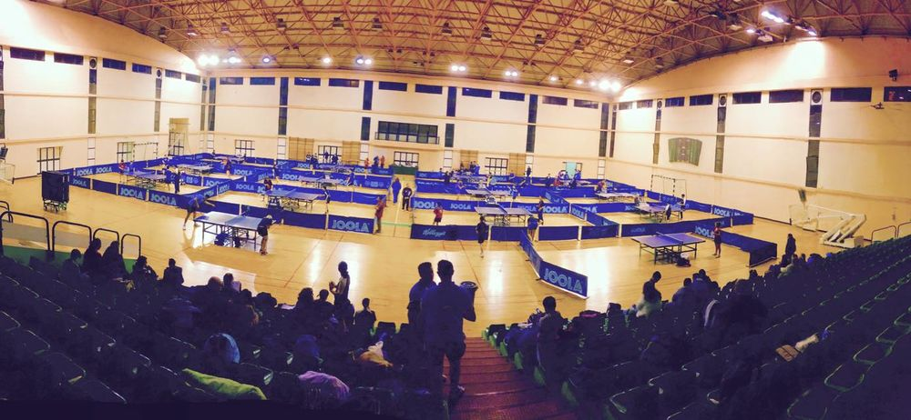 Table Tennis Juniors National Championship 2014 2015