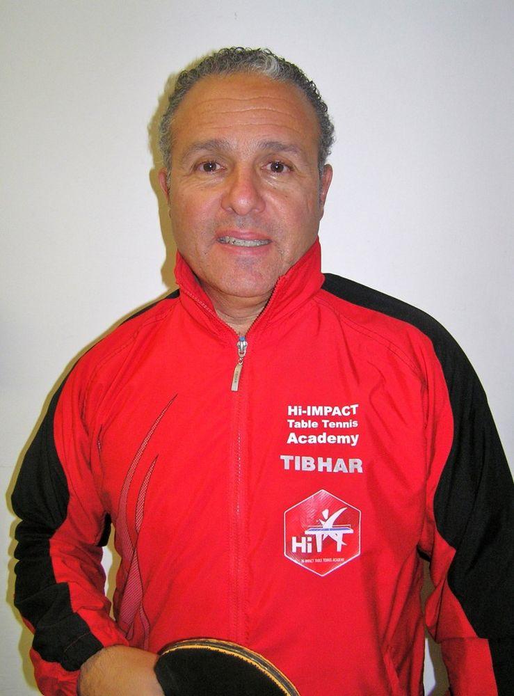 Mario Genovese HiTT Academy Head Coach
