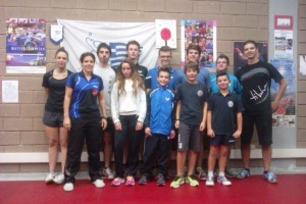 Friends of Table Tennis, Ioannina (GR)