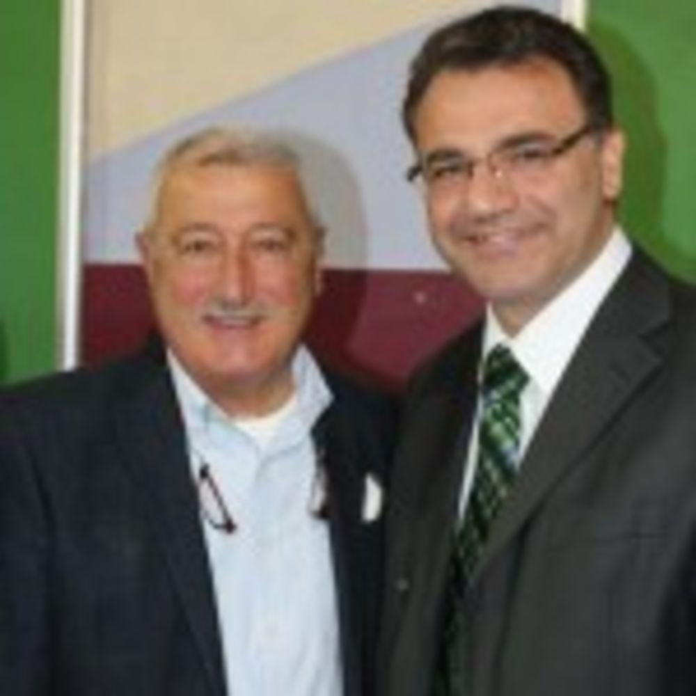 MTTA President Alex Anastasi with Hon David Agius MP