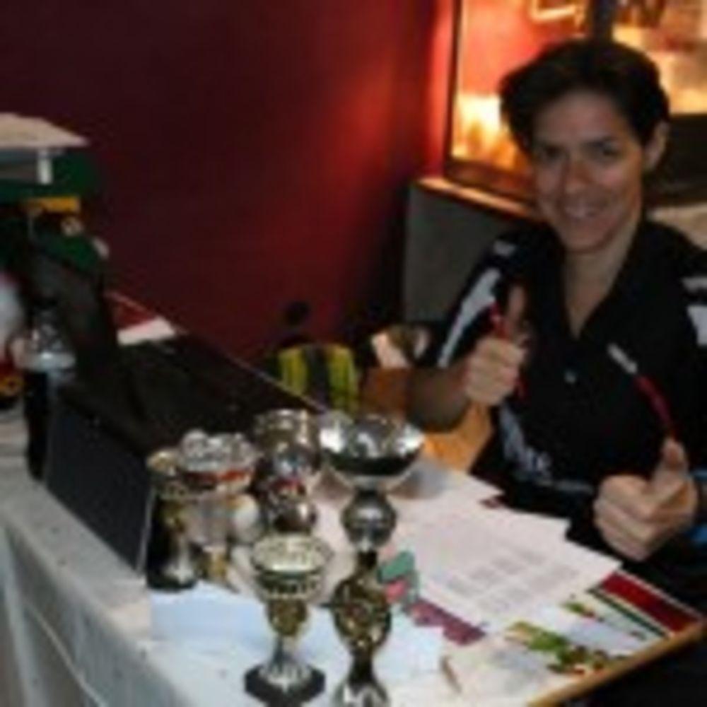 Coach Katia marathon administration