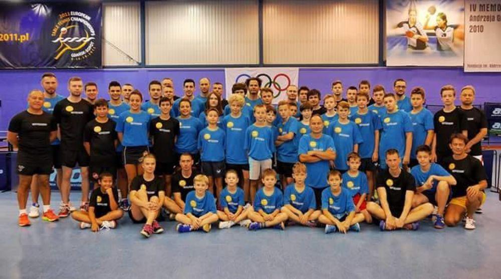 Golden Ball Camp Aug 2016