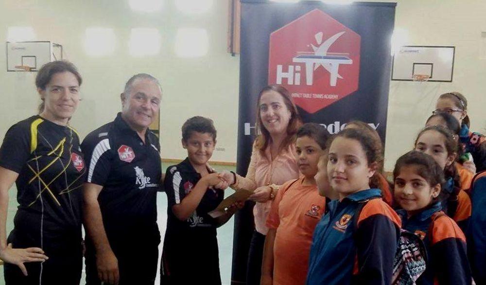 HiTT 4 Istrina Dingli Primary School fundraising