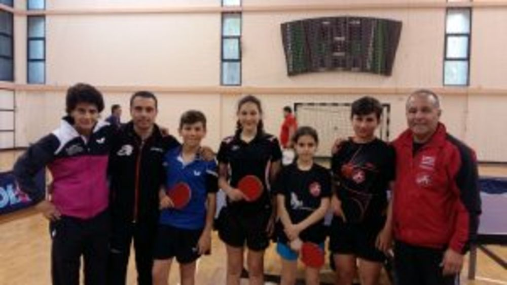 Under 15 Mixed Doubles RUNNERS UP