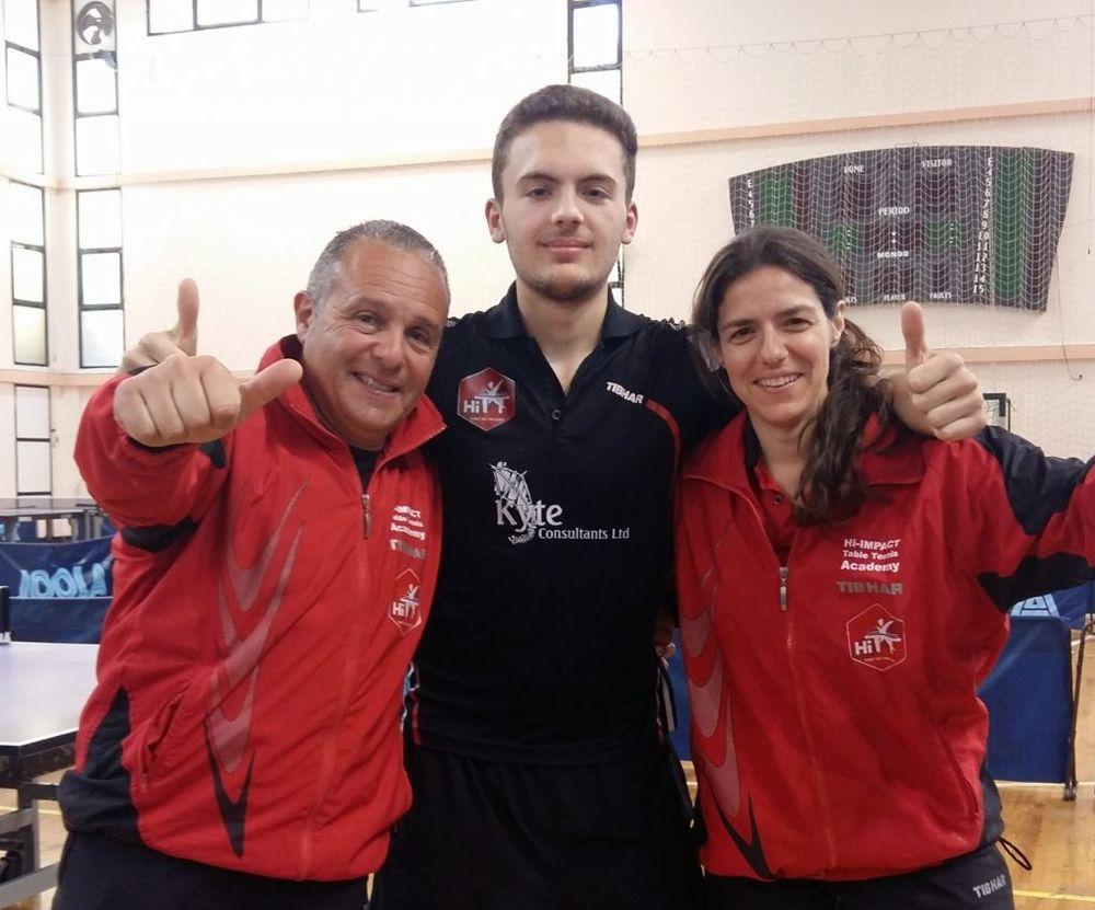 Under 21 Boys CHAMPION Malta