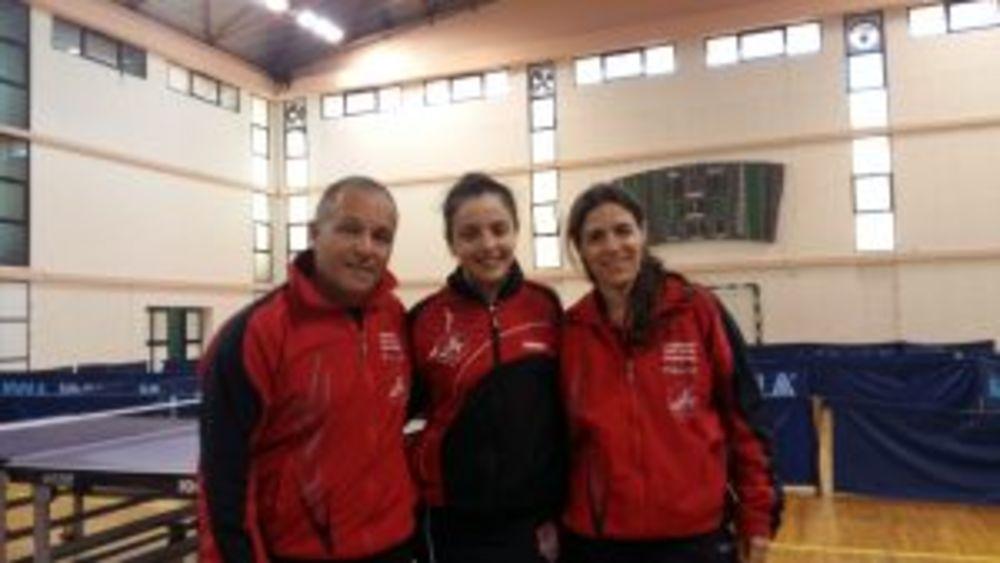 Under 21 Girls CHAMPION Malta