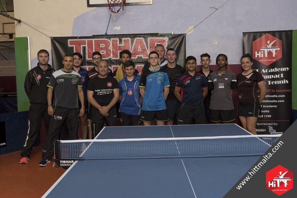 group A - easter training camp with Eli Barty at HiTT Academy