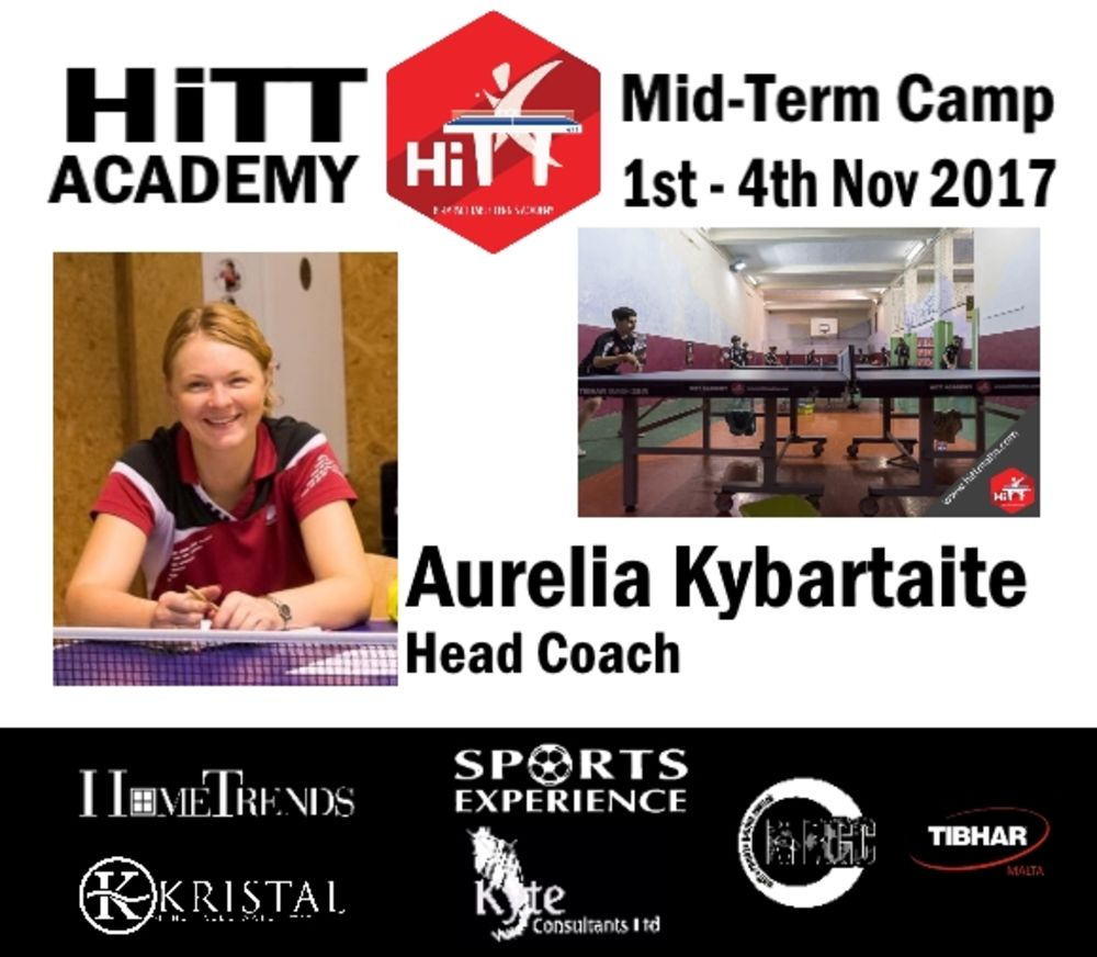 mid term camp Nov 2017 with Aurelia Kybartaite