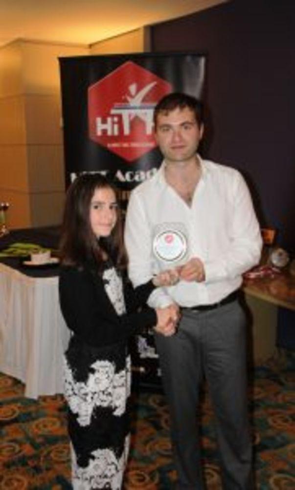 Rachel Mifsud - Best Improved Girl - HiTT Awards 2017
