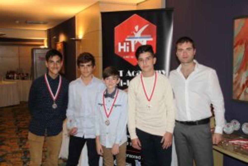 Best Improved HiTT Mini Cadet - HiTT Awards 2017