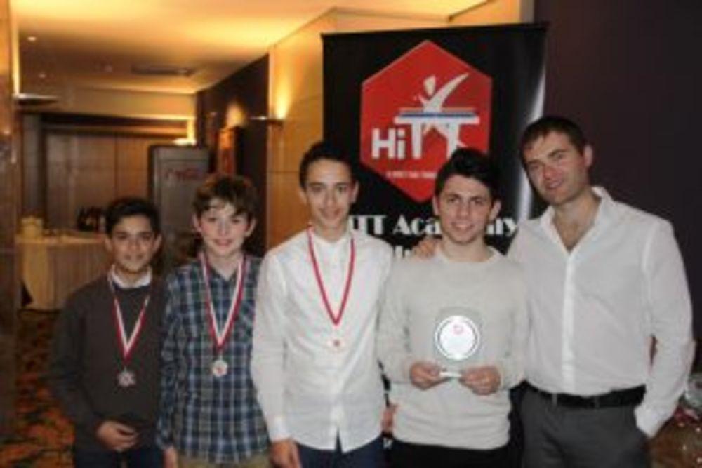 Best Improved HiTT 1 Star Player - HiTT Awards 2017