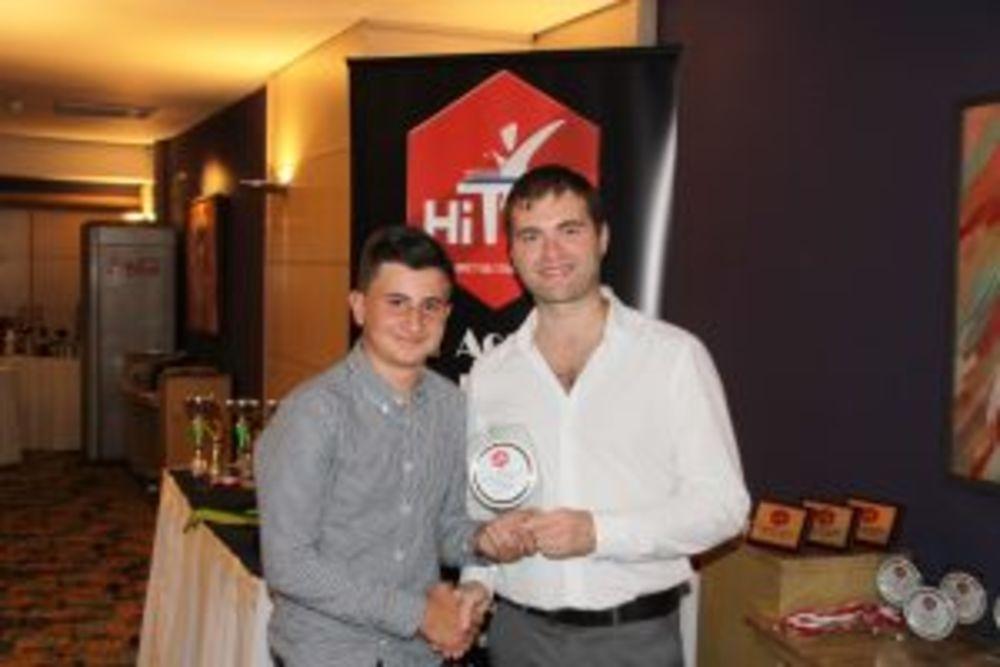 Sean Debono - Best Improved HiTT 2 Star Player - HiTT Awards 2017