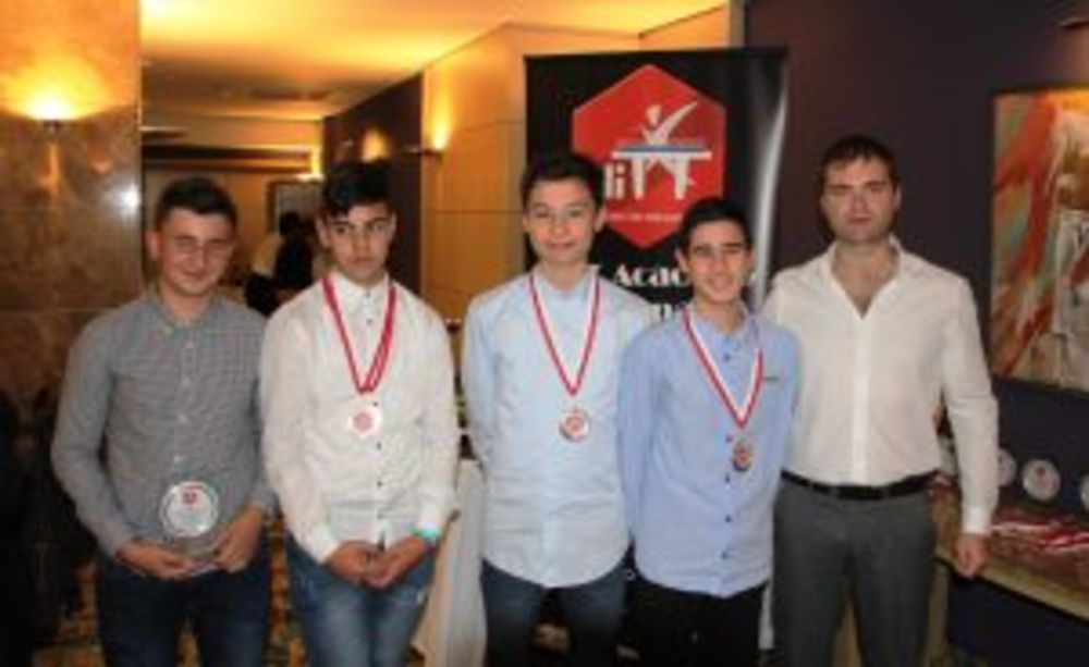 Best Improved HiTT 2 Star Player - HiTT Awards 2017