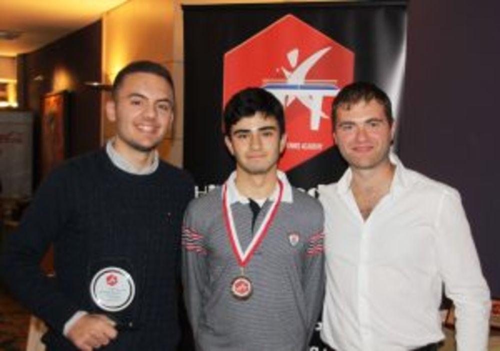Best Improved HiTT Elite Player - HiTT awards 2017