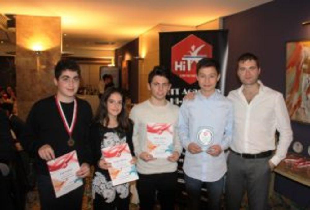 Most Dedicated HiTT Student - HiTT Awards 2017