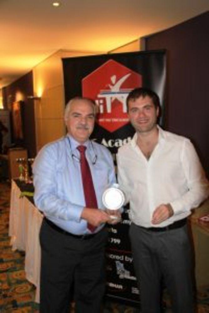 Charles Sciavone - Most Dedicated HiTT Club Player - HiTT Awards 2017