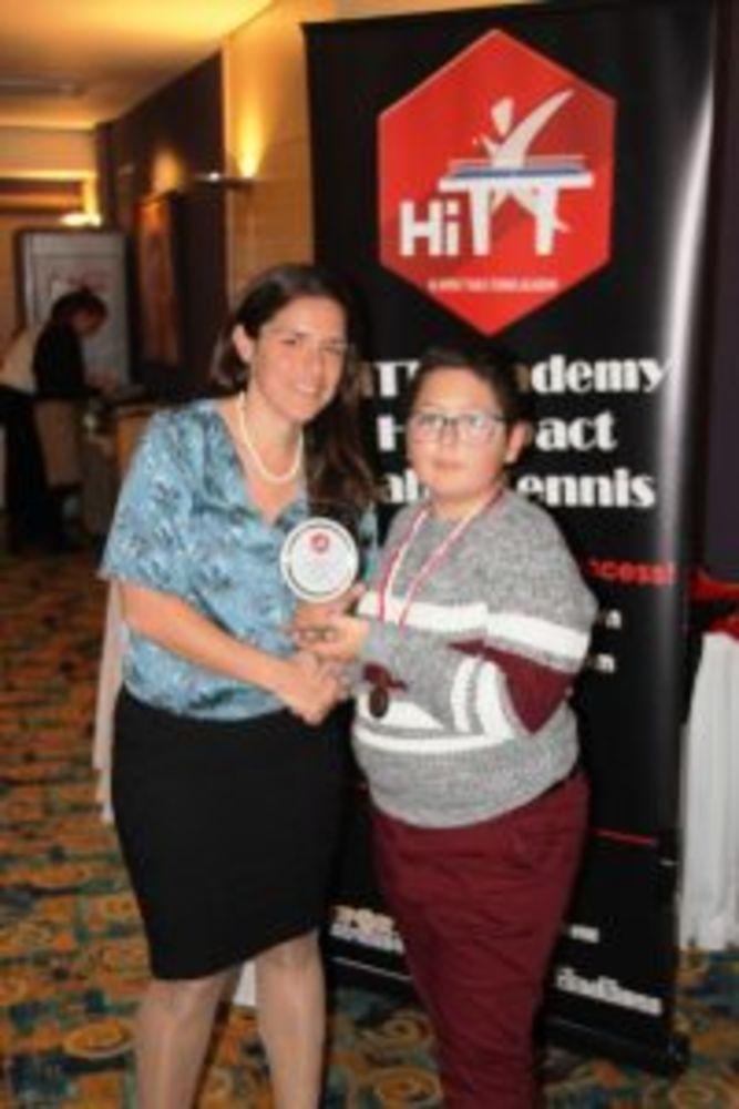 Aidan Caruana - Star of the Future Award - HiTT Awards 2017
