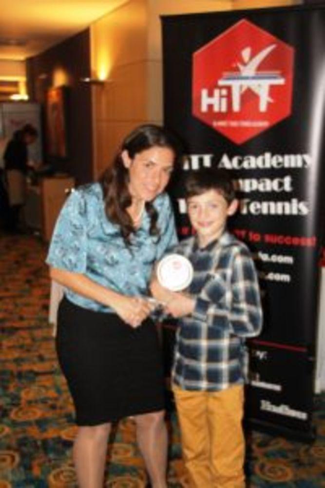 Gabriel Preca - Mini Star of the Future Award - HiTT Awards 2017