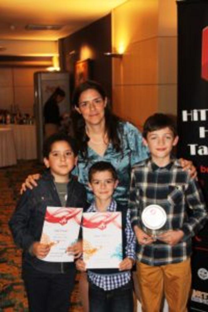 Mini Star of the Future Award - HiTT Awards 2017