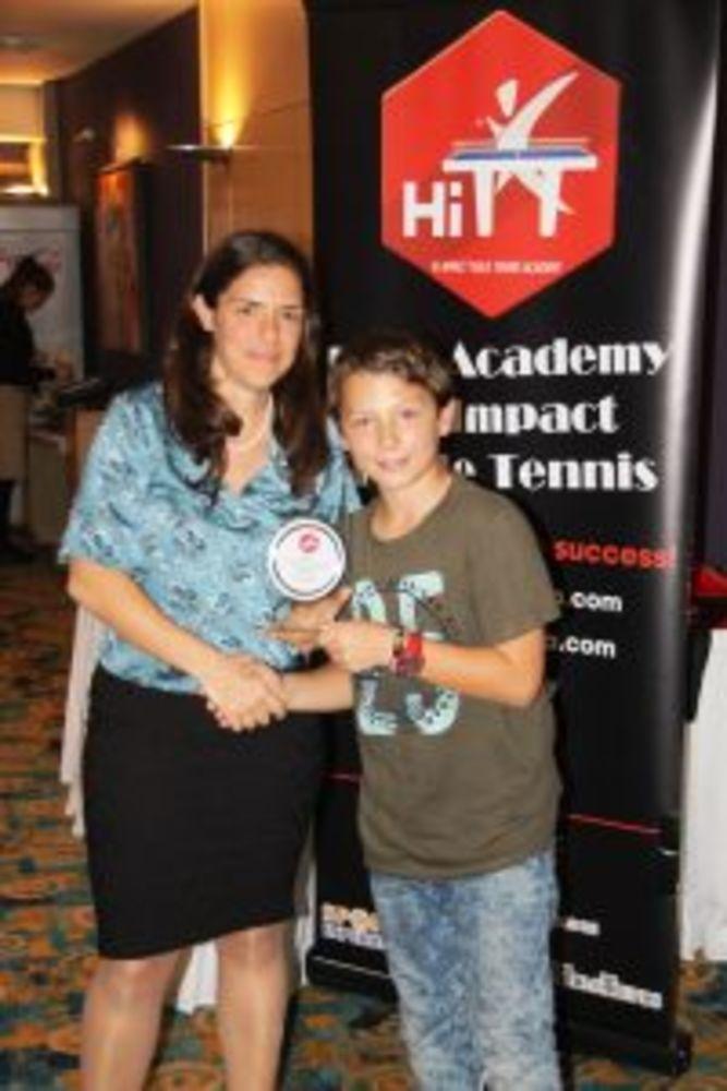 Eric Fizio - Best Effort HiTT Mini Cadet - HiTT Awards 2017