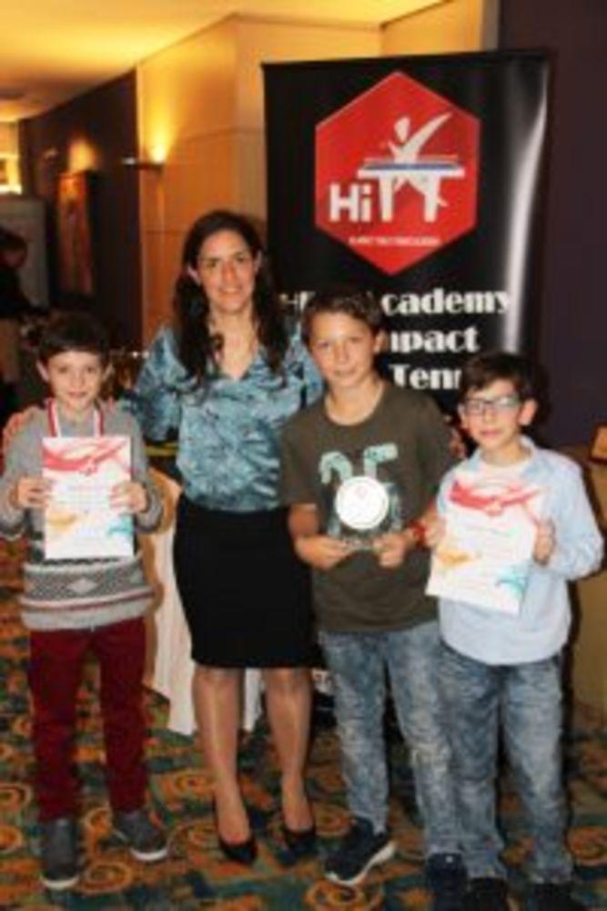 Best Effort HiTT Mini Cadet - HiTT Awards 2017