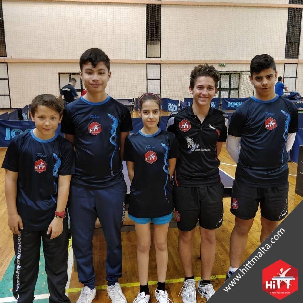3rd Div - HiTT Academy Aurus Superstars