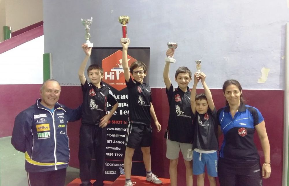 Mini cadets hitt academy malta