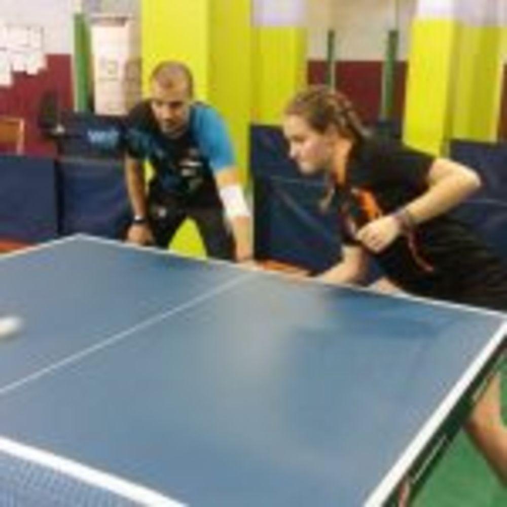 Training session with Eli Baraty - Kira