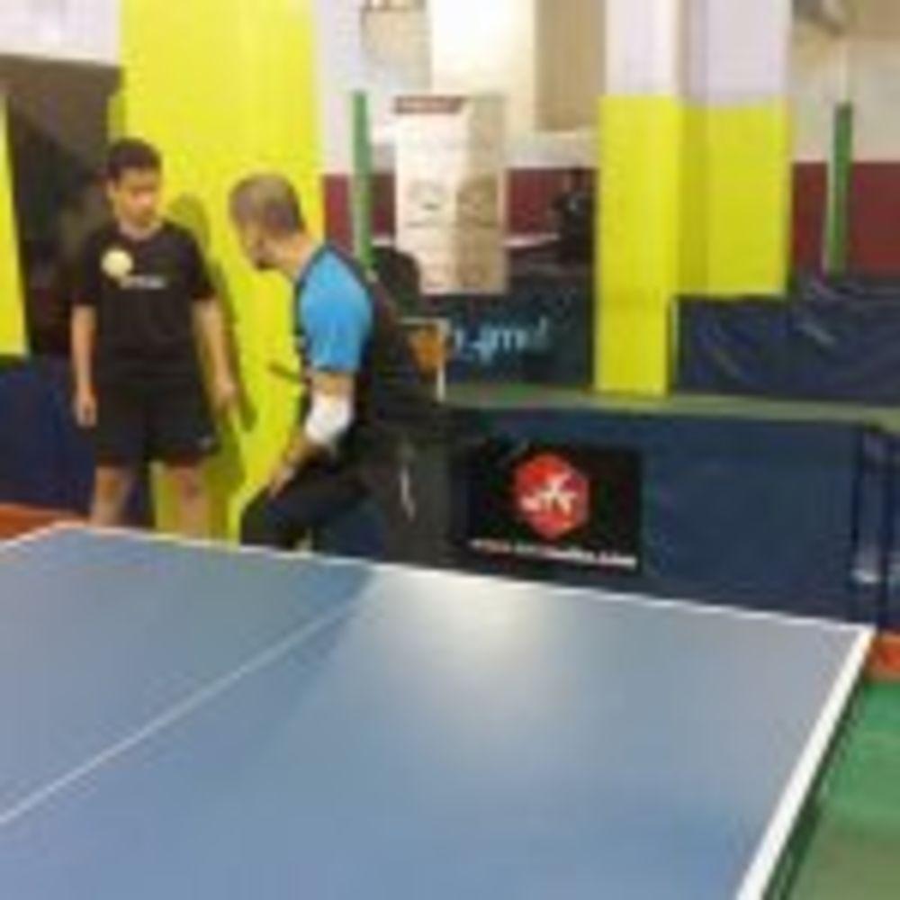 Training session with Eli Baraty - Luke