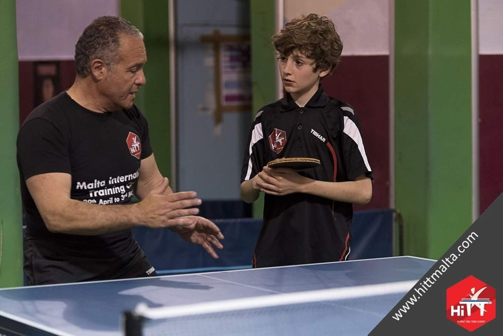 Table tennis in Malta