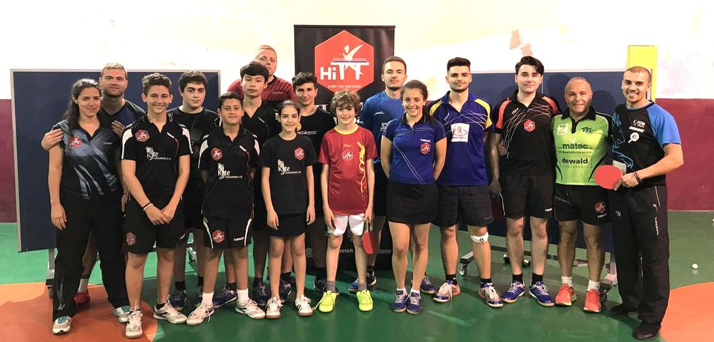 HiTT Academy training camp with Eli Baraty