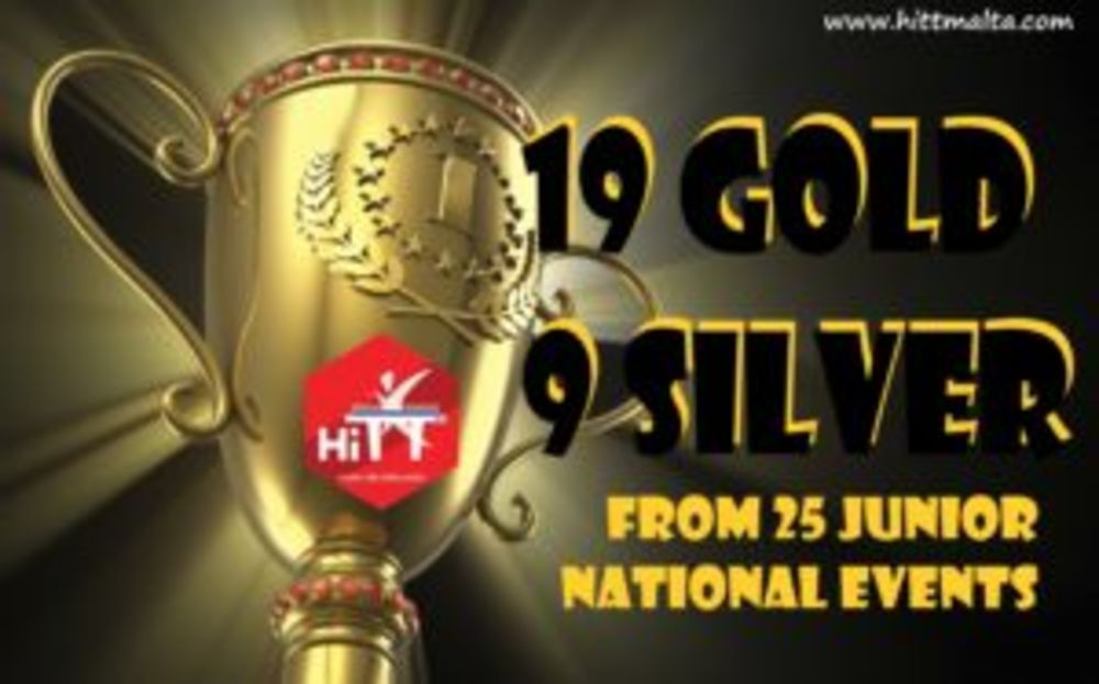 Malta Junior Nationals Championships HiTT Academy