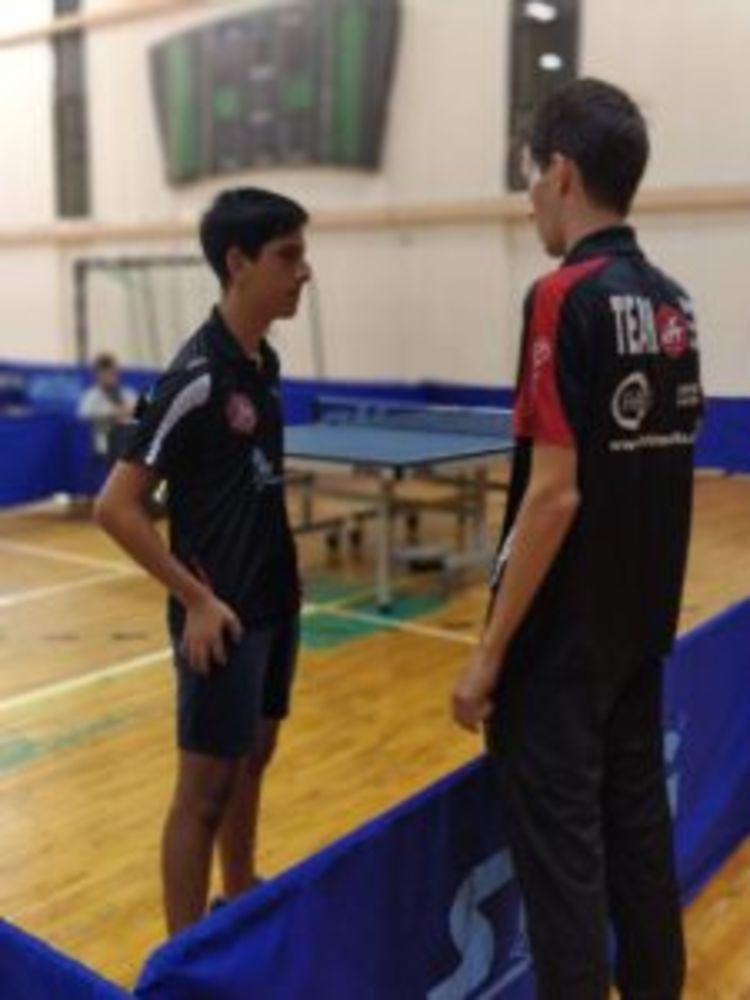 HiTT Malta Table Tennis Academy welcomes coach Dario Ardeljan