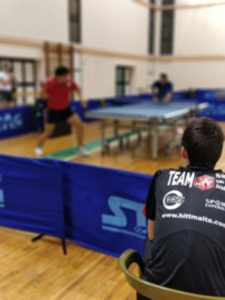 HiTT Malta Table Tennis Academy welcomes coach Dario Ardeljan