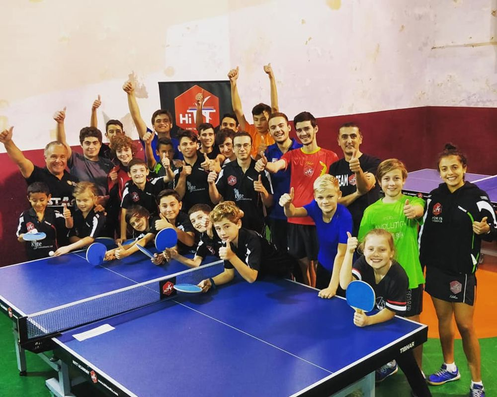 Istrina 2018 Ping Pong Tournament