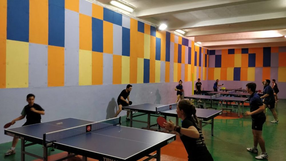 HiTT Malta Table Tennis Academy training schedule